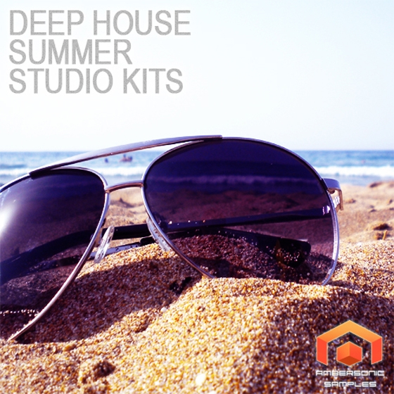 Ambersonic Samples Deep House Summer Studio Kits WAV MiDi